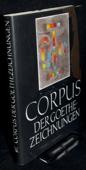 Matthaei, Corpus der Goethezeichnungen [5a]
