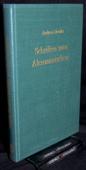 Heusler, Schriften zum Alemannischen