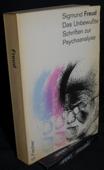 Freud, Das Unbewusste