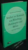 Werner, Studien zu Konrads von Wuerzburg Partonopier und Meliur