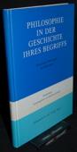 Gruender, Philosophie in der Geschichte ihres Begriffs