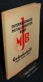 IMB, Gedenkschrift 1893-1920-1930