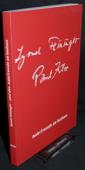 Lyonel Feininger, Paul Klee. Malerfreunde am Bauhaus