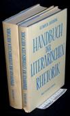 Lausberg, Handbuch der literarischen Rhetorik