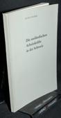Huber, Die auslaendischen Arbeitskraefte in der Schweiz