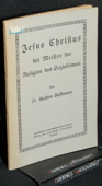 Hoffmann, Jesus Christus, der Meister der Religion des Sozialismus
