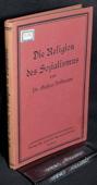 Hoffmann, Die Religion des Sozialismus