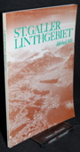 St.Galler Linthgebiet, Jahrbuch 2