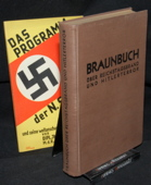 Braunbuch, ueber Reichstagsbrand und Hitler-Terror