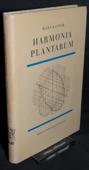 Kayser, Harmonia plantarum