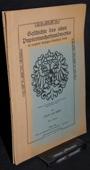 Hoessle, Geschichte des alten Papiermacherhandwerks