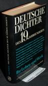 Wiese, Deutsche Dichter des 19. Jahrhunderts
