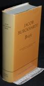 Burckhardt, Briefe