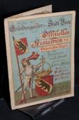 Steiger, Gruendungsfeier der Stadt Bern, 1191-1891