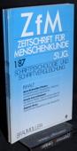 Zeitschrift fuer Menschenkunde, ZfM 1987