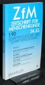 Zeitschrift fuer Menschenkunde, ZfM 1990