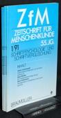 Zeitschrift fuer Menschenkunde, ZfM 1991