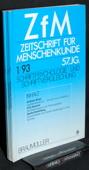 Zeitschrift fuer Menschenkunde, ZfM 1993