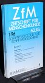 Zeitschrift fuer Menschenkunde, ZfM 1996
