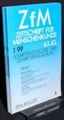 Zeitschrift fuer Menschenkunde, ZfM 1999