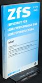 Zeitschrift fuer Schriftpsychologie, ZfS 2005