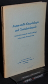 Angewandte Graphologie und Charakterkunde, AGC 1972