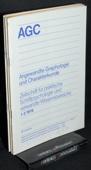 Angewandte Graphologie und Charakterkunde, AGC 1978