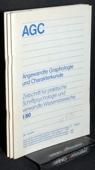 Angewandte Graphologie und Charakterkunde, AGC 1980