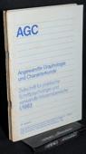 Angewandte Graphologie und Charakterkunde, AGC 1983