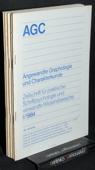 Angewandte Graphologie und Charakterkunde, AGC 1984