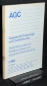Angewandte Graphologie und Charakterkunde, AGC 1985