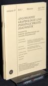 Angewandte Graphologie und Persoenlichkeitsdiagnostik, AGP 1995