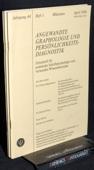 Angewandte Graphologie und Persoenlichkeitsdiagnostik, AGP 1996
