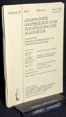 Angewandte Graphologie und Persoenlichkeitsdiagnostik, AGP 1998