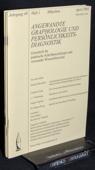Angewandte Graphologie und Persoenlichkeitsdiagnostik, AGP 2001