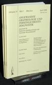 Angewandte Graphologie und Persoenlichkeitsdiagnostik, AGP 2006