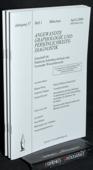 Angewandte Graphologie und Persoenlichkeitsdiagnostik, AGP 2009