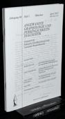 Angewandte Graphologie und Persoenlichkeitsdiagnostik, AGP 2012