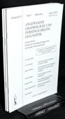 Angewandte Graphologie und Persoenlichkeitsdiagnostik, AGP 2015