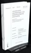 Angewandte Graphologie und Persoenlichkeitsdiagnostik, AGP 2016