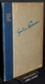 Deutsche Dichterhandschriften, Gustav Frenssen