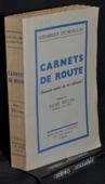 Dumoulin, Carnets de route