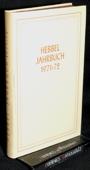 Koopmann, Hebbel-Jahrbuch, 1971/72