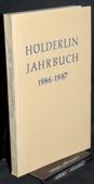 Hoelderlin-Jahrbuch, 25. Band 1986-1987