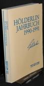 Hoelderlin-Jahrbuch, 27. Band 1990-1991