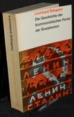 Schapiro, Die Geschichte der Kommunistischen Partei der Sowjetunion