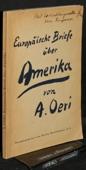 Oeri, Europaeische Briefe ueber Amerika