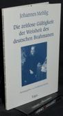 Mehlig, Weisheit des deutschen Brahmanen