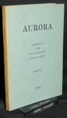 Aurora, Eichendorff-Almanach 38