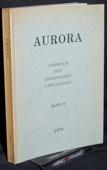 Aurora, Eichendorff-Almanach 39